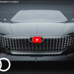 Audi Konsep Mobil yang Bisa Mengubah Bentuk Sendiri dengan 1 Tombol