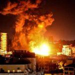 Lagi, Pesawat Tempur Israel Bom Palestina